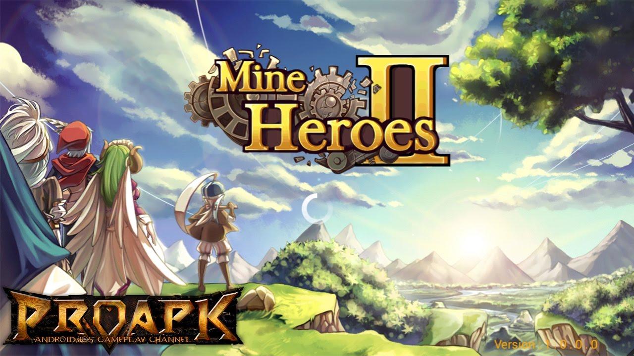 Mine Heroes 2