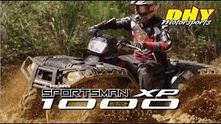 5. 2015 Polaris Sportsman XP1000 at DHY Motorsports