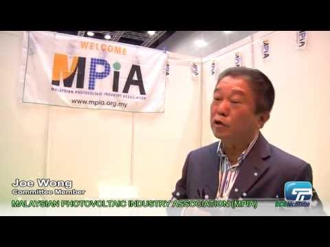 Malaysian Photovoltaic Industry Association (MPIA) : Growing Solar Industry In Malaysia