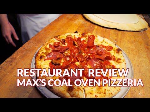 Restaurant Review - Max's Coal Oven Pizzeria, Italian | Atlanta Eats