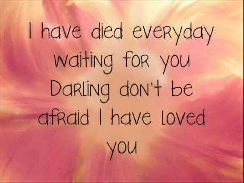 A Thousand Years lyrics - Christina Perri