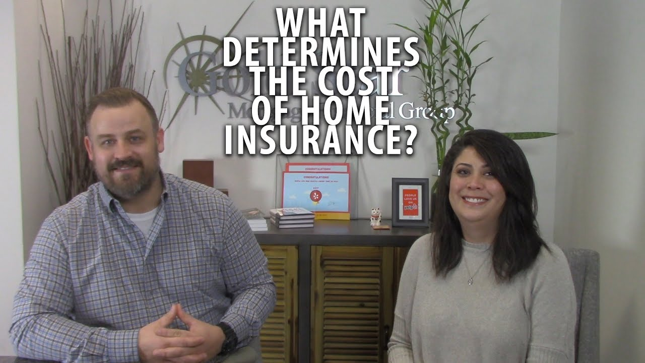 What Determines the Cost of Your Home Insurance?