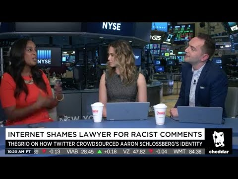 theGrio's Natasha Alford Talks Immigration and Racist Ranter Aaron Schlossberg