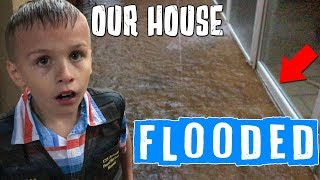 Video Our House Flooded in an INSANE Flash Flood!! MP3, 3GP, MP4, WEBM, AVI, FLV Maret 2018