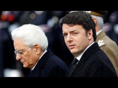 Ιταλία: Διεργασίες για την επίλυση της πολιτικής κρίσης