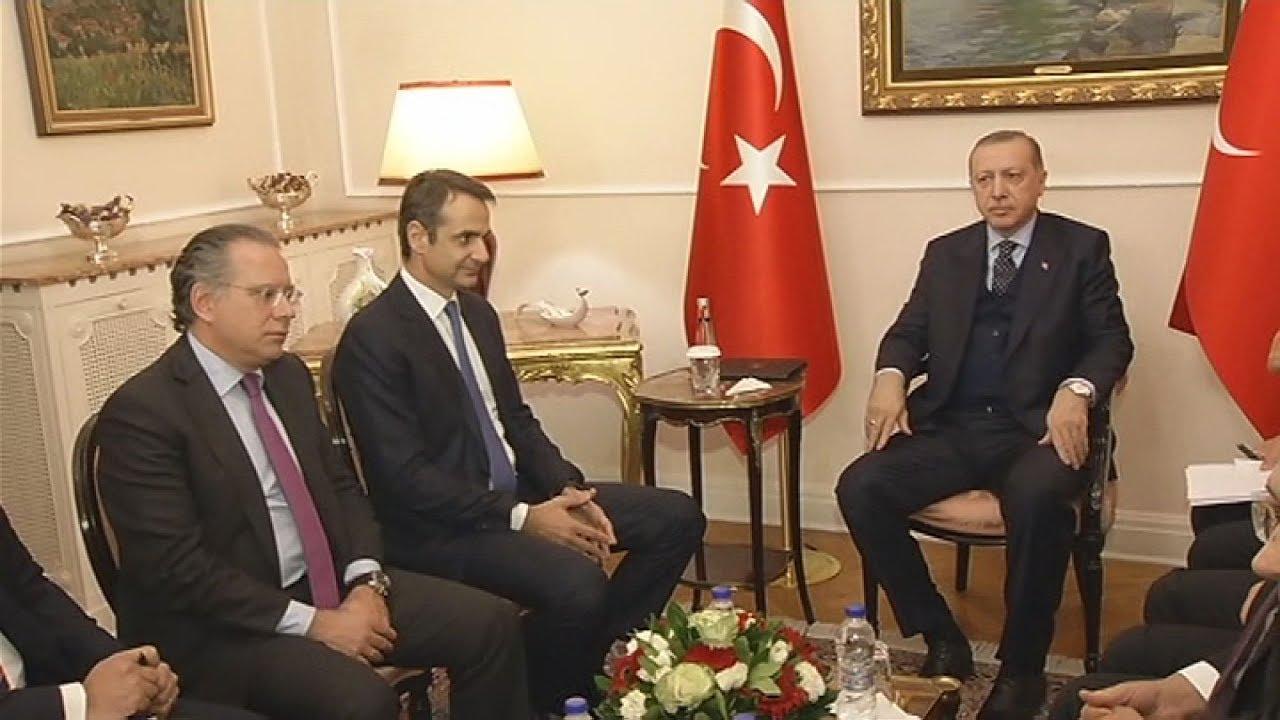 Κ. Μητσοτάκης: Επιβεβλημένη η συνεργασία Ελλάδας-Τουρκίας, στο πλαίσιο όμως του διεθνούς δικαίου