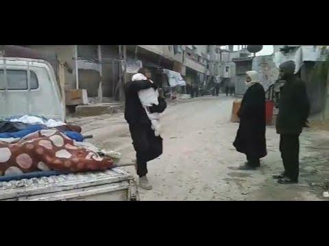 Krieg in Syrien: UN-Sicherheitsrat fordert Feuerpause