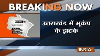 Earthquake measuring 5.2 strikes Nepal-India border, tremors felt in Uttarakhand
