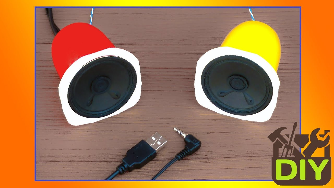 Download How to Make a USB Speaker at home Full HD Mp4 3Gp Videos Download