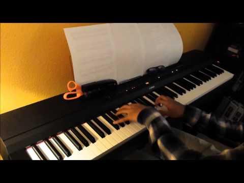 Owarimonogatari (終物語) ED -「さよならのゆくえ」/ Sayonara no Yukue - Piano [ピアノ]