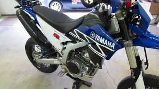 10. WR250R WR250X FMF Q4 Exhaust vs Stock Exhaust Sound