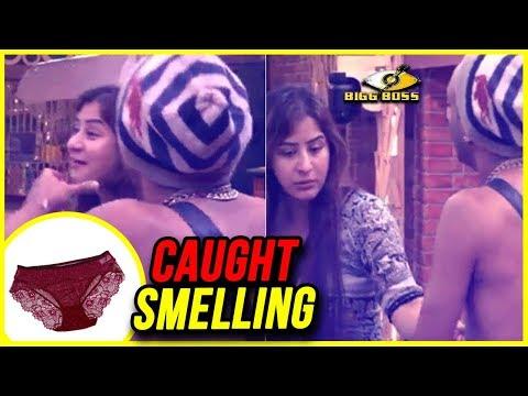Akash Dadlani CAUGHT SMELLING PANTIES Of Shilpa Sh
