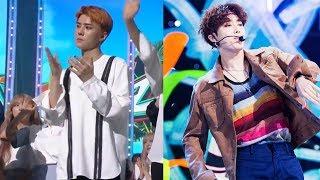Video [NEW] EXO DANCING TO RED VELVET'S SONG MP3, 3GP, MP4, WEBM, AVI, FLV Agustus 2018