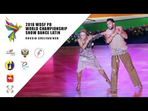 Kikhtenko - Akopian, RUS | 2018 WDSF PD WCH SD LAT - Chelyabinsk, RUS - Final (видео)