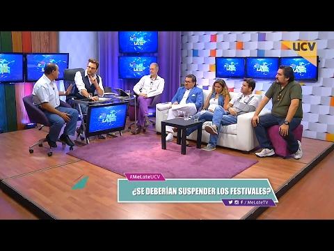 """video En """"Me Late"""" discutimos: ¿Se deberían cancelar los festivales por los incendios que afectan al sur de Chile?"""