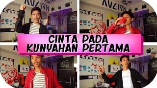 CINTA PADA KUNYAHAN PERTAMA [Vlog #1]