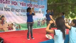 Hướng dẫn dân vũ: Múa gối - HQ