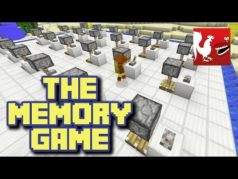 Things to do in Minecraft – The Memory Game