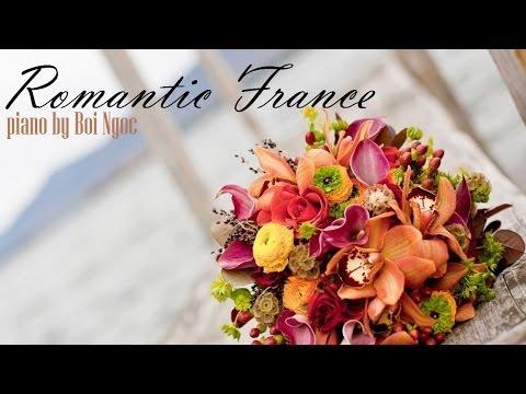 Tình khúc nhạc Pháp lãng mạn piano cover - Various Artists