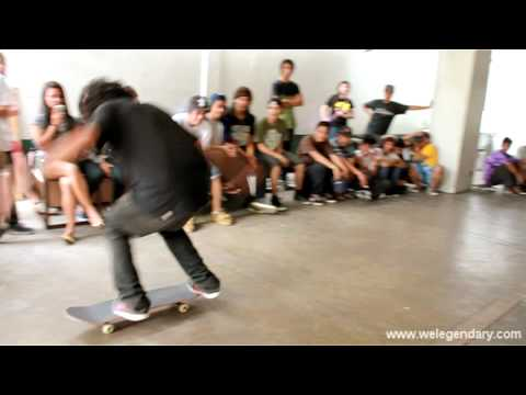 Al Rasheed - Dirty Dozen Finals Held at weLegendary kamuning. FILMED BY: Jayson Santiago and Patrick Dela Torre Thanks to: weLegendary specks nike sb silver trucks fkd be...