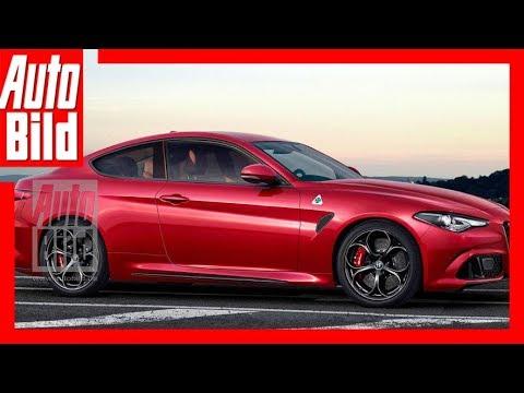 Alfa Romeo Giulia Coupé - Zukunftsaussicht (2019)