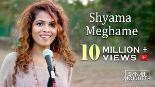 Video Shyama Meghame | ശ്യാമമേഘമേ | Adhipan | Malayalam Cover | Sanah Moidutty MP3, 3GP, MP4, WEBM, AVI, FLV Juni 2018