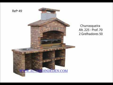 comment construire un bbq en brique