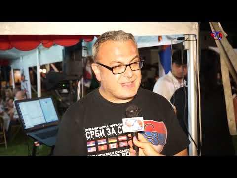 Serb Fest u Brukfildu 2018 (видео)