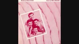 Video The Ames Brothers - It Only Hurts For A Little While (1956) MP3, 3GP, MP4, WEBM, AVI, FLV Desember 2018