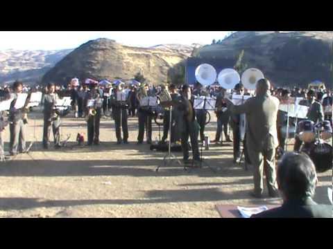 Fiesta de Santiago de chuco 2011 concurso de bandas 2