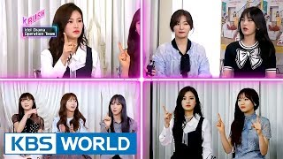 Video KBS World Idol Show K-RUSH-Ep.14:IDOL Drama Operation Team, ASTRO, Brave Girls [ENG/中文字幕/2017.06.09] MP3, 3GP, MP4, WEBM, AVI, FLV November 2017