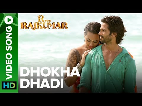 Video Dhokha Dhadi (Official Video Song) | R Rajkumar | Shahid Kapoor & Sonakshi Sinha download in MP3, 3GP, MP4, WEBM, AVI, FLV January 2017