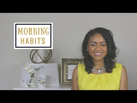5 Morning Habits For A Successful Day
