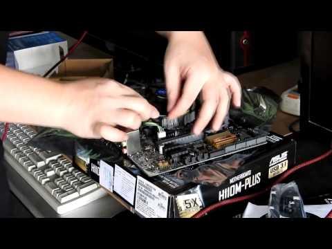 ASUS H110M PLUS DDR4