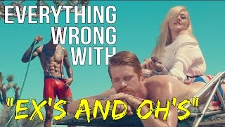 """Video Everything Wrong With Elle King - """"Ex's and Oh's"""" MP3, 3GP, MP4, WEBM, AVI, FLV Agustus 2018"""
