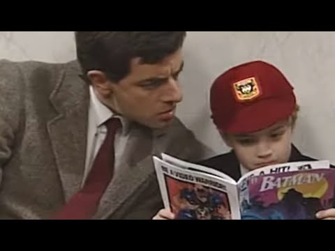 Bean Being Bean | Funny Clips | Classic Mr Bean