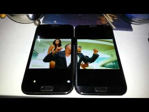 Galaxy Note II Group Play Android 4.3