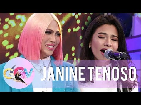 GGV: Janine Teñoso sings 241