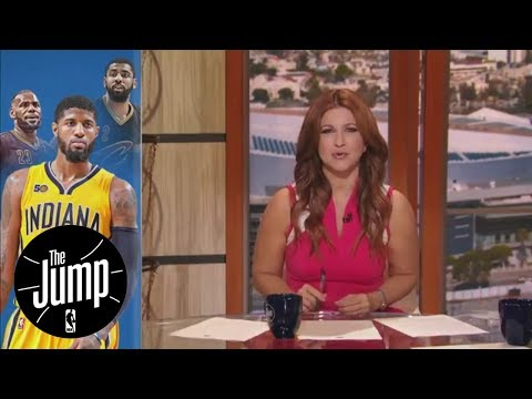 Cavaliers Should Go All-In On Paul George | The Jump | ESPN (видео)