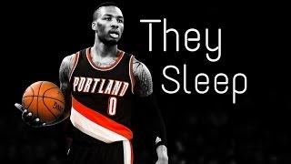 Damian Lillard- They Sleep- Mix [HD]