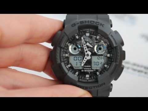 Home ⁄ настройка копий часов casio g-shock ga ⁄ как настроить часы модели casio g-shock ga копию.