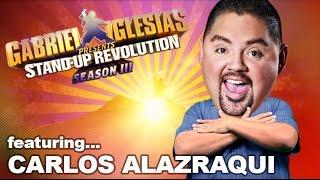 Carlos Alazraqui  – Gabriel Iglesias presents: StandUp Revolution! (Season 3)