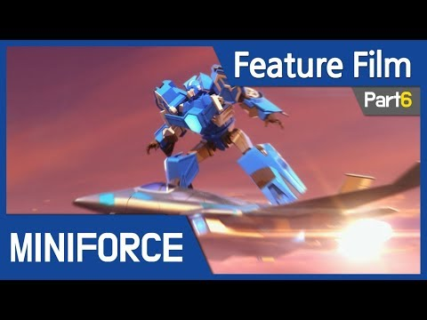 [Feature Film] Mini Force : New Heroes Rise (Part6)
