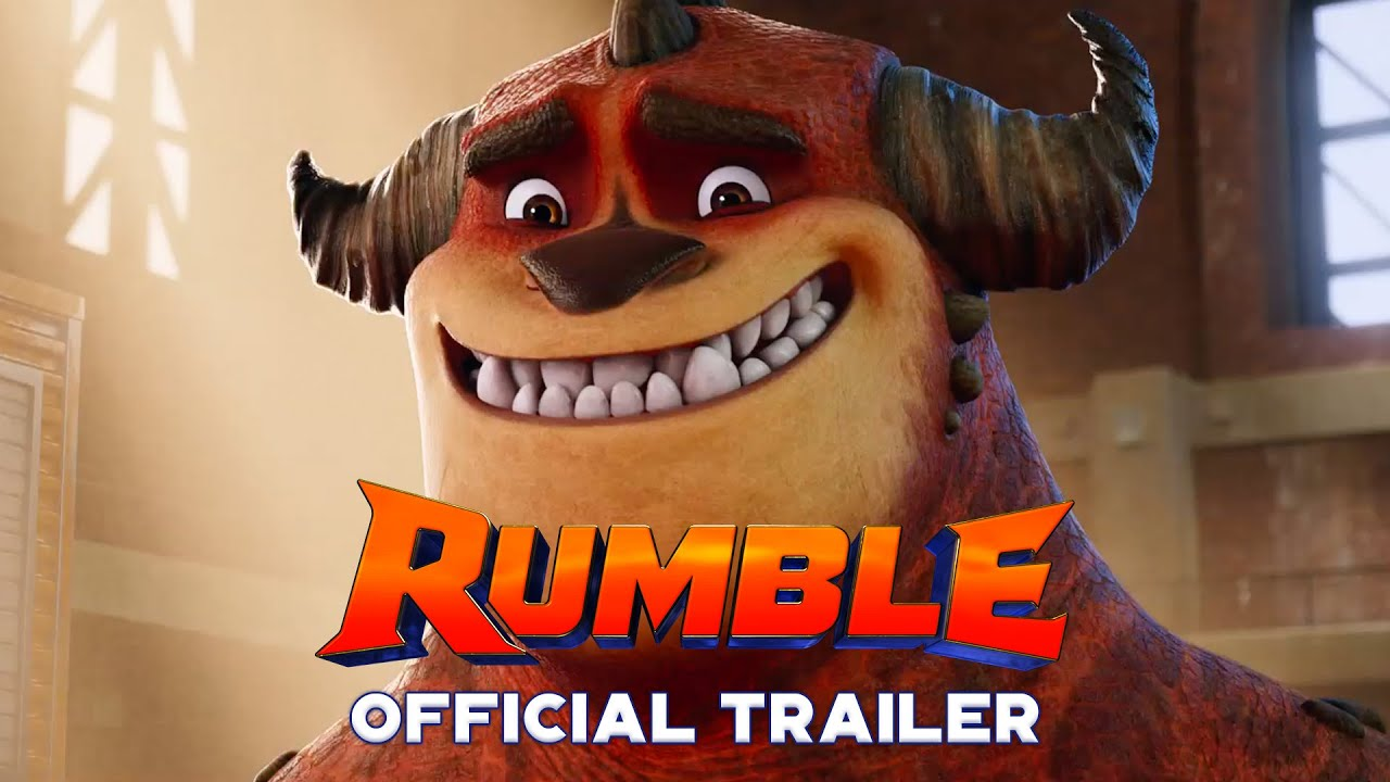 Trailer for Rumble (2022) Image