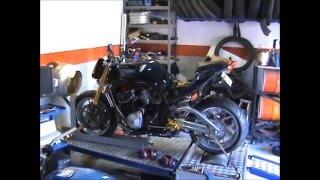 8. Suzuki Bandit 1200  - 161 HP