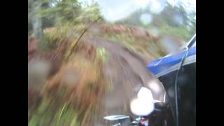 2. Test riding the 2013 Husqvarna TE 449