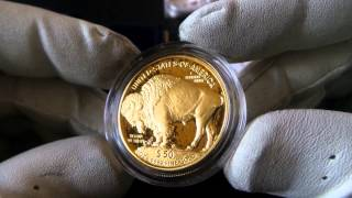American Gold Buffalo Coins! Proof and BU!