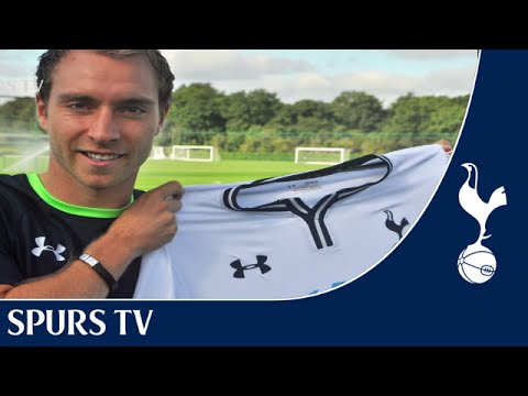 eriksen - 'I'm really excited. The Club is going up and it's what I want to be a part of'. In his first interview as a Spurs player, new signing Christian Eriksen expl...