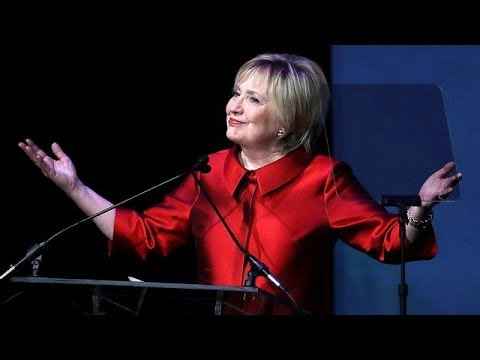 Hillary Getting Harvard Award For 'Transformative Impact On Society'