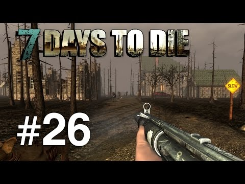days - Hai sa strangem 1000 LIKES pentru acest episod din seria 7 Days to Die! Tricouri personalizate MaxINFINITE disponibile : http://bit.ly/1nmyx3w 7 Days to Die este un joc hardcore survival...